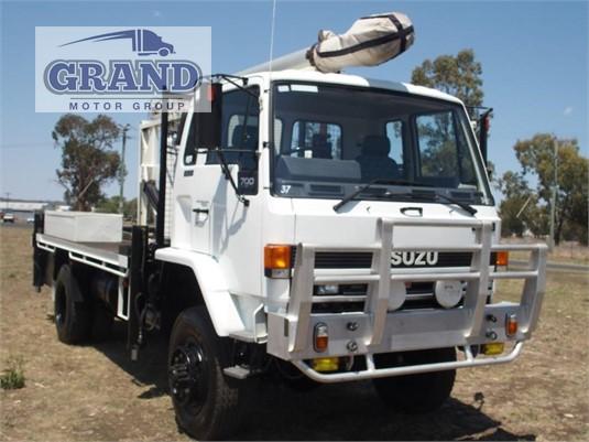 1989 Isuzu FTS 700 Grand Motor Group - Trucks for Sale
