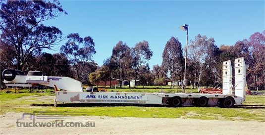 1984 Drake Widening Low Loader - Trailers for Sale