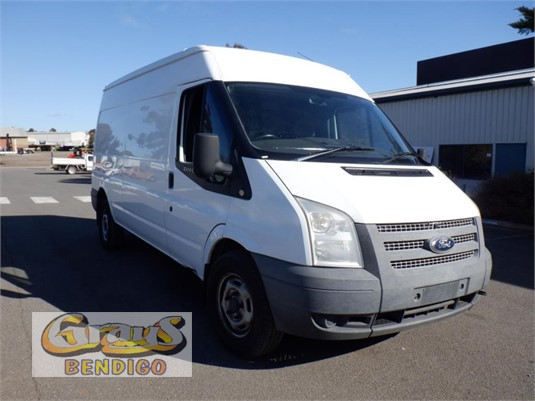 2001 Ford Transit Grays Bendigo - Light Commercial for Sale