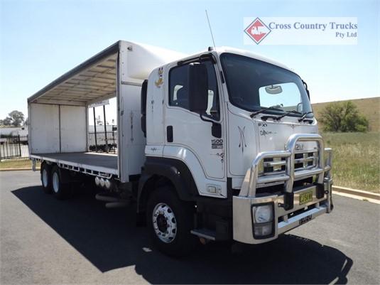2012 Isuzu FXY 1500 Cross Country Trucks Pty Ltd - Trucks for Sale