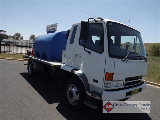 2007 Fuso Fighter 7 FK62 Cross Country Trucks Pty Ltd - Trucks for Sale