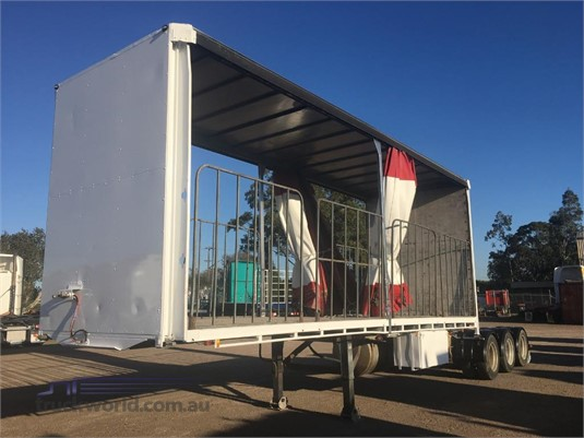 1997 Barker A Trailer Curtainsider / Tautliner - Trailers for Sale