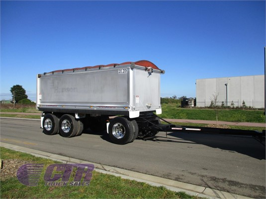 2012 Hamelex White TIPPER CTR Truck Sales - Trailers for Sale