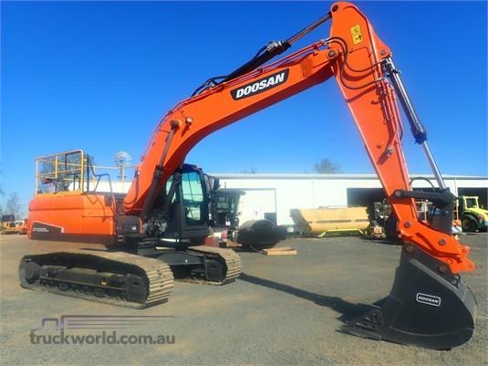 2018 Doosan DX225 LC - Heavy Machinery for Sale