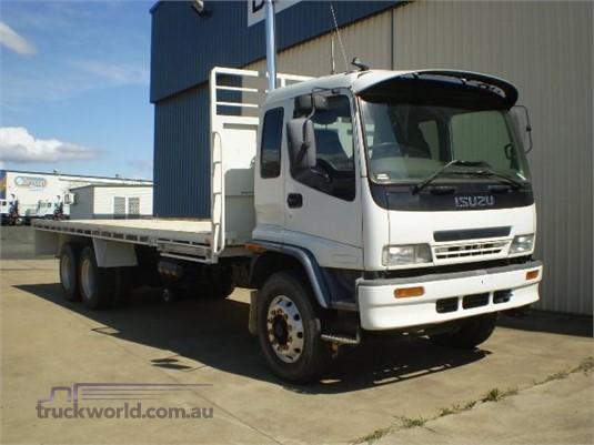 2004 Isuzu FVZ - Trucks for Sale