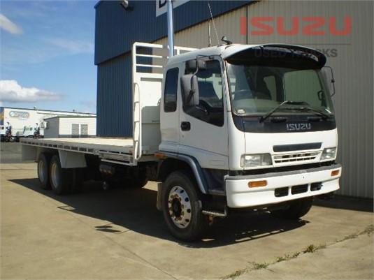 2004 Isuzu FVZ Used Isuzu Trucks - Trucks for Sale