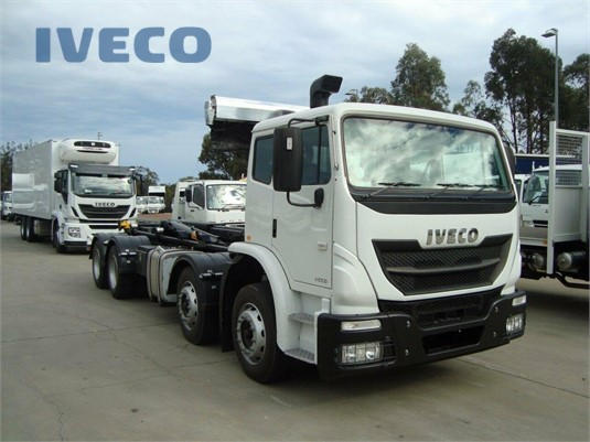 2017 Iveco Acco Iveco Trucks Sales - Trucks for Sale
