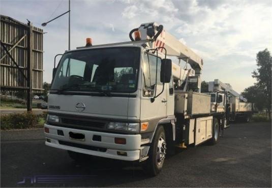 2001 Hino GH1J - Trucks for Sale