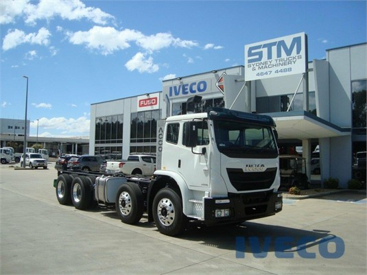 2019 Iveco Acco Iveco Trucks Sales - Trucks for Sale