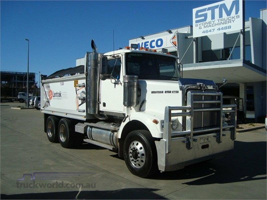 2008 Western Star 4900 - Trucks for Sale