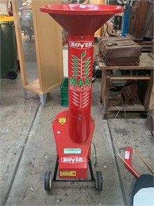 A ROVER MAXI MUNCHER MULCHER Other Items For Sale 1