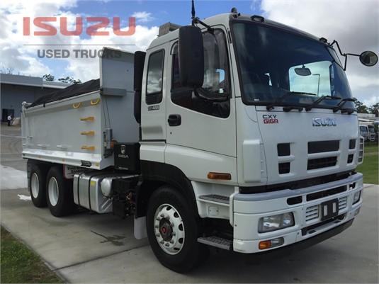 2017 Isuzu FVZ Used Isuzu Trucks - Trucks for Sale
