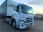 UD Quon GW26 420  6x2|Prime Mover