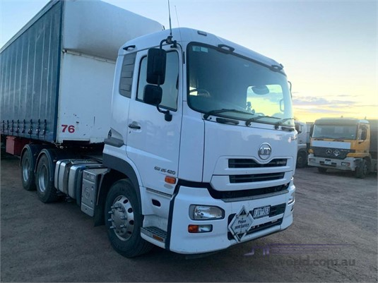 2016 UD Quon GW26 420  - Trucks for Sale