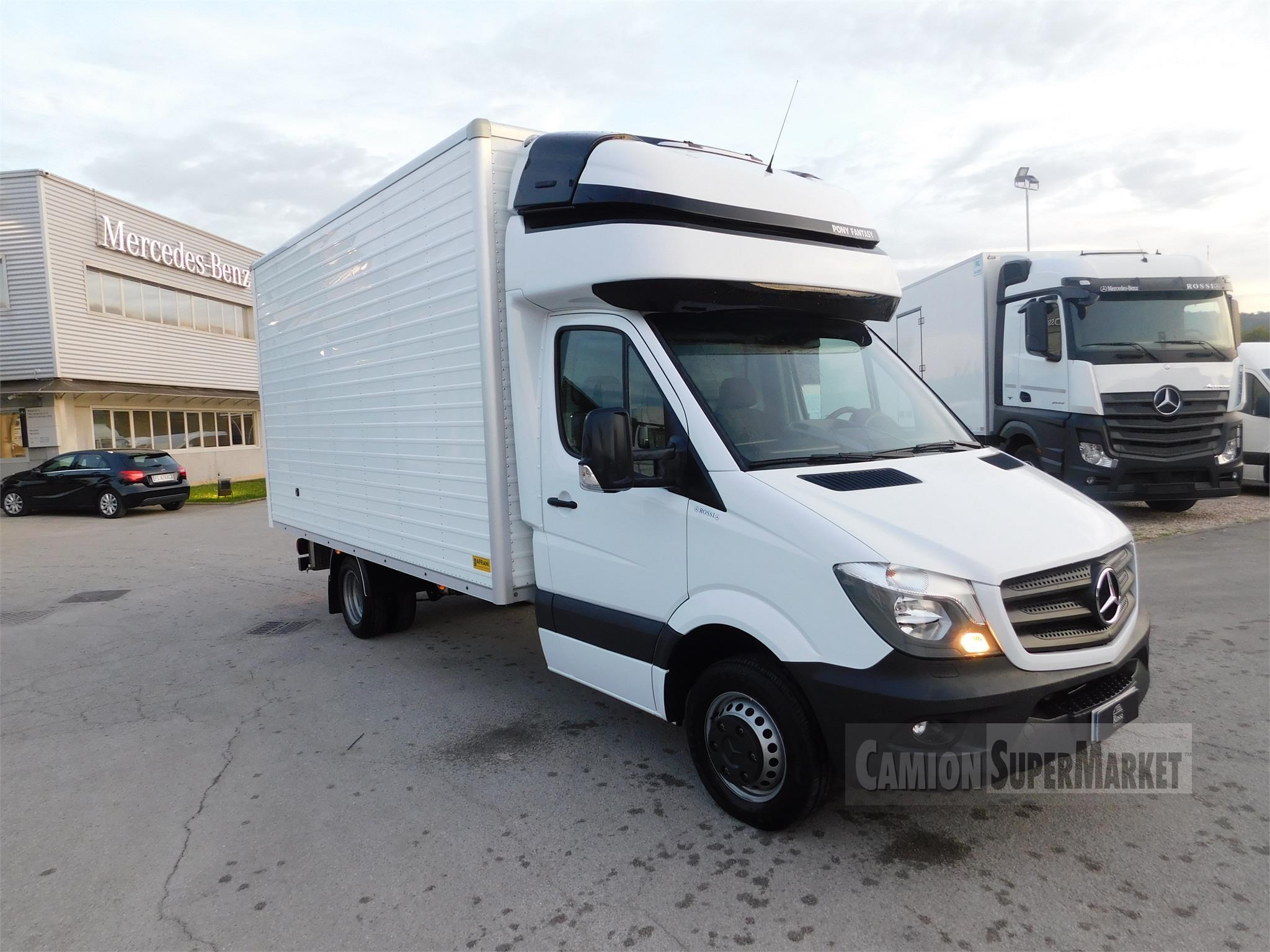 Mercedes-Benz SPRINTER 419 Usato 2018