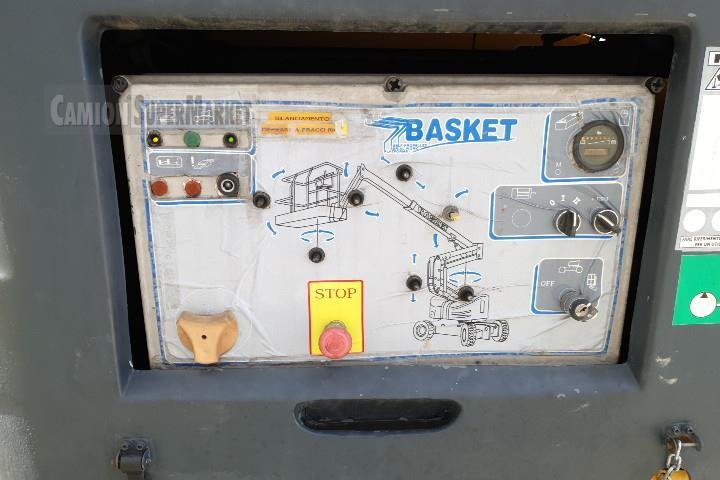 BASKET SEL19AXED Usato 2005