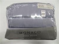 MONACO HOME DÉCOR QUEEN SHEET SET 600 THREAD COUNT