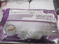 LIVE COMFORTABLY PERFORMANCE MEMORY FIBRE PILLOW