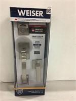 WEISER SMART CODE ELECTRONIC DEADBOLT