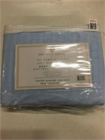 DELUXE HOTEL SHEET SET, KING
