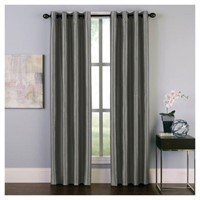 "CURTAINWORKS 2-PACK CURTAIN PANEL, 50""X95"""