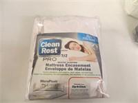CLEAN REST PRO MATTRESS ENCASEMENT -
