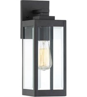 "QUOIZEL 1 LIGHT 14"" OUTDOOR WALL LANTERN"