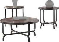ASHLEY 3-PCS FERLIN TABLES (NOT ASSEMBLED)