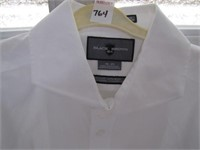 BLACK AND BROWN 1826 MENS SHIRT SIZE 16/35
