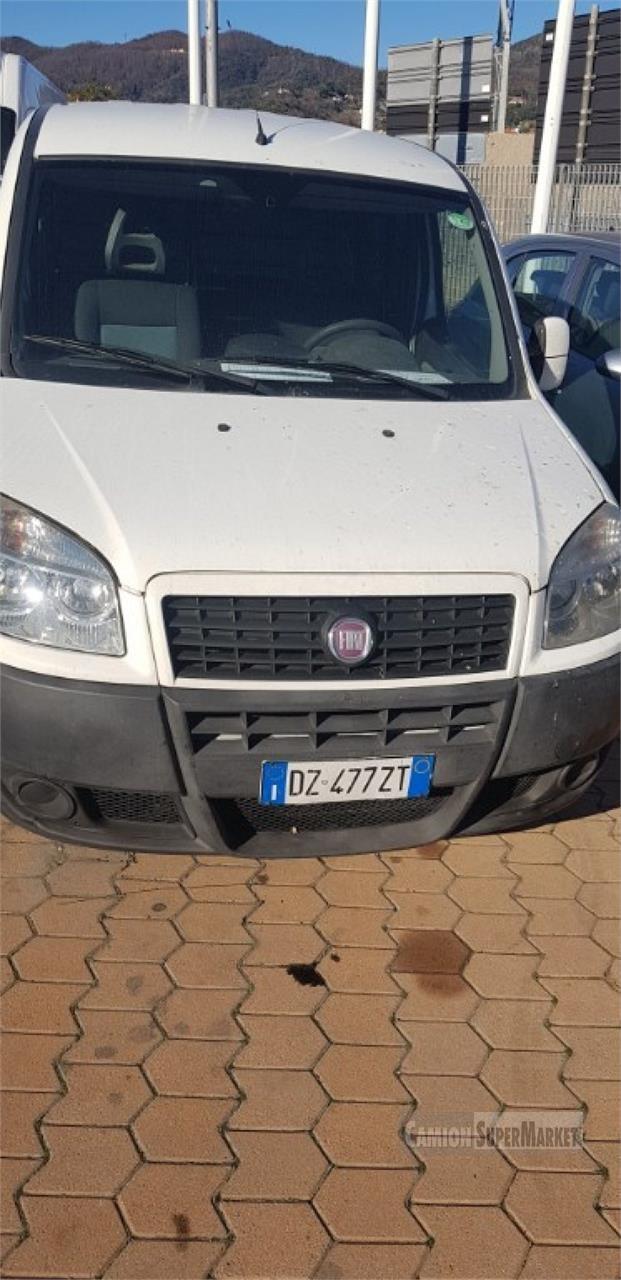 Fiat DOBLO used 2010