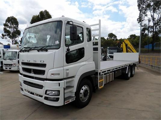 2018 Fuso FV - Trucks for Sale