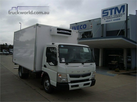 2018 Fuso Canter FE - Trucks for Sale