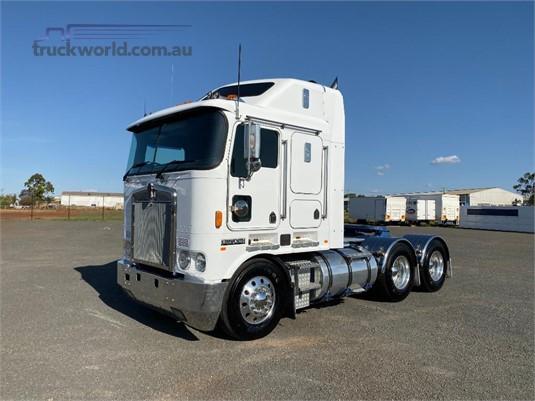 2007 Kenworth K104B Carroll Truck Sales Queensland - Trucks for Sale