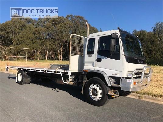 2006 Isuzu FVR 900 DOC Trucks - Trucks for Sale