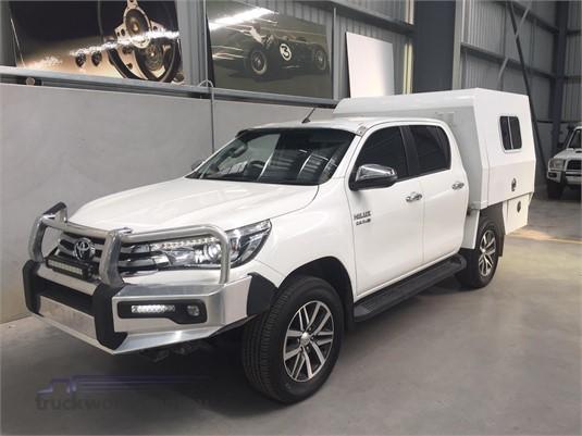 2017 Toyota Hilux Sr5 - Light Commercial for Sale
