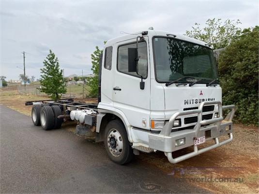 1998 Mitsubishi Fuso FV500 - Trucks for Sale