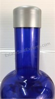 "Large Plastic Sky Vodka Bottle 26"""