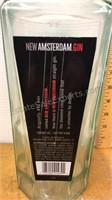 New Amsterdam Straight Gin Glass Bottle