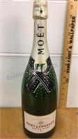 Moët & Chandon Champagne Glass Bottle