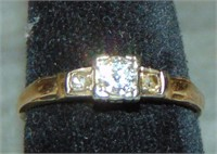 Lot of Estate Jewelry including Gold.