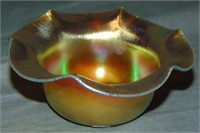 Lot of Two Art Glass Bowls.