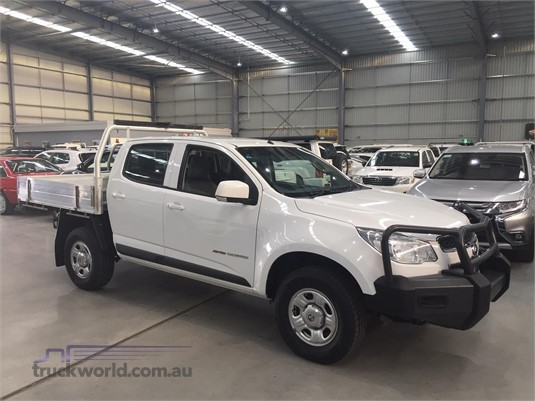 2015 Holden Colorado - Light Commercial for Sale