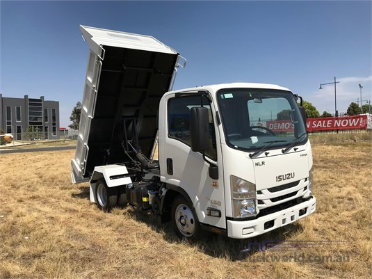 2019 Isuzu NLR Westar - Trucks for Sale