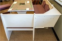 Furniture Country Style Banquette Table & Seating