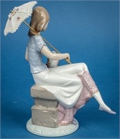 "Retired Lladro Figurine ""Picture Perfect"" w/Box"