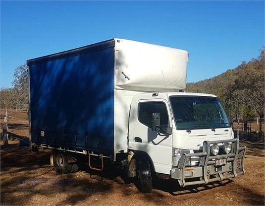 2015 Mitsubishi Fuso CANTER 815 - Trucks for Sale