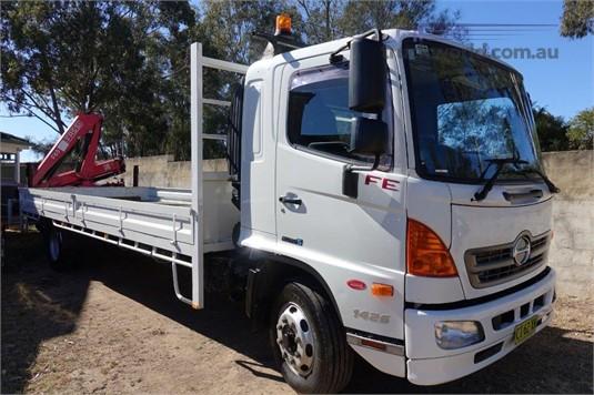 2012 Hino FE1426 - Trucks for Sale