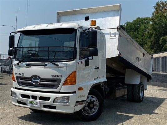 2016 Hino 500 Series 1426 FE - Trucks for Sale