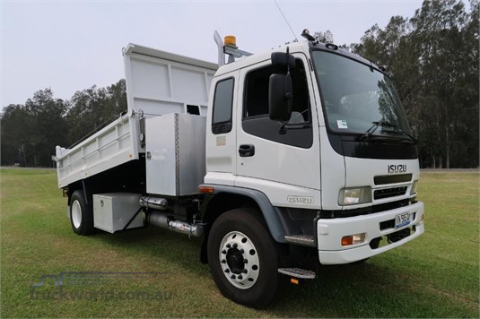 2006 Isuzu FVD 950 - Trucks for Sale
