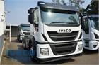 2018 Iveco Stralis Prime Mover